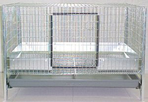 These Cages Come With Interlocking Legs And Can Be
